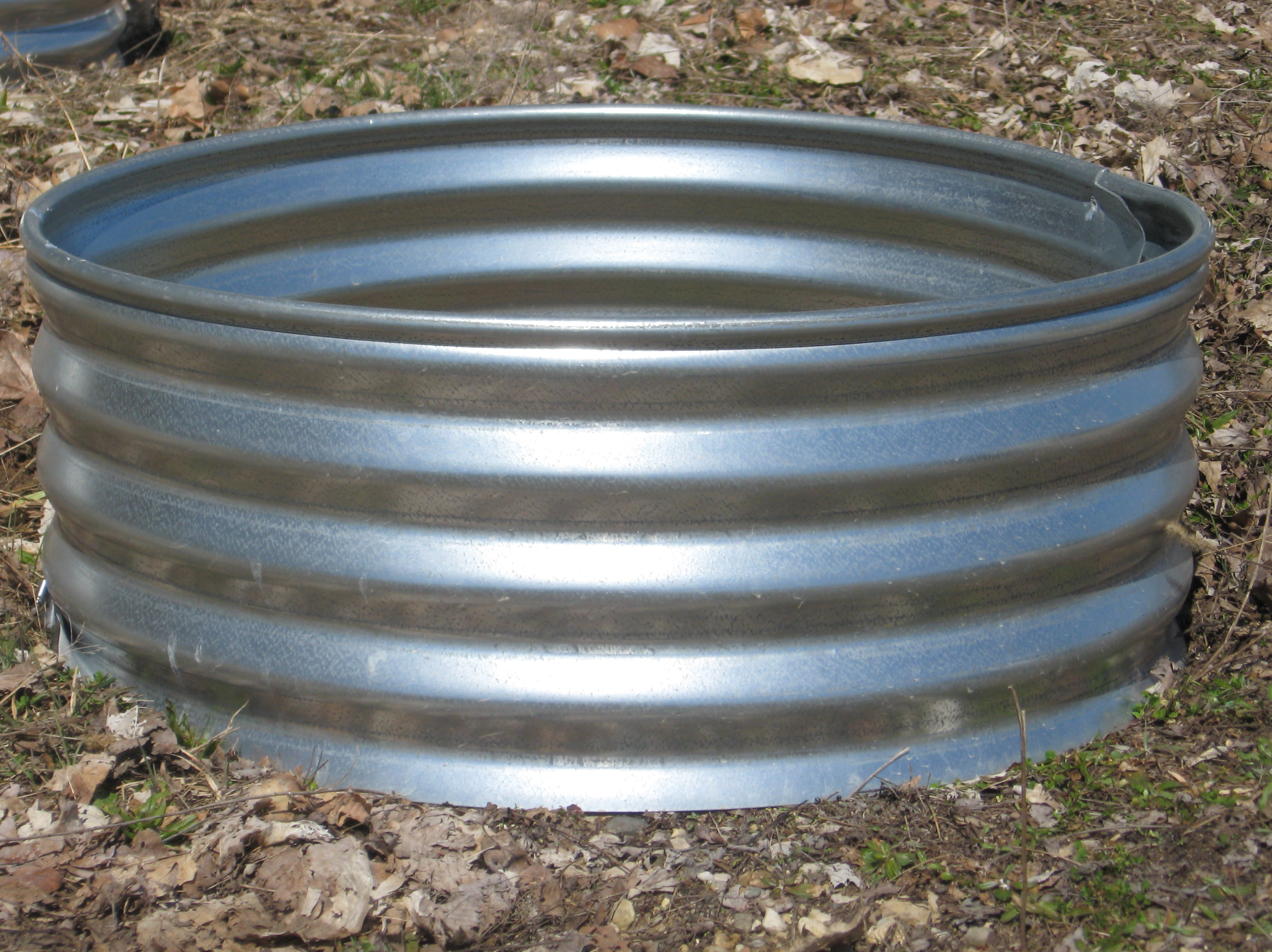 rings is accent pit your homemade perfect backyard for fire a