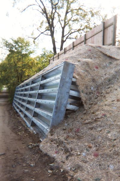 Specialty Corrugated Products Guard Rails Campfire